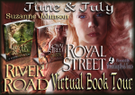The Sentinels of New Orleans series Review Tour