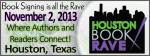 HOUSTON BOOKRAVE: After Party and Online Book Sale