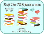 Tackle Your TBR Read-a-Thon (Sept 8 – 21, 2013) Wrap Up Post #TackleTBR