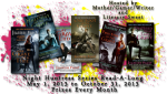 13 Reasons to read the Night Huntress Series, a Review