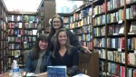 Evening with Joy Preble and Heather Terrell at Blue Willow Bookshop