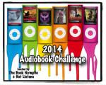 2014 Audiobook Challenge participation post