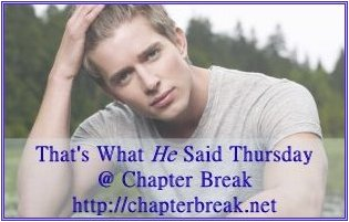 That's What He Said Meme hosted by ChapterBreak.net--that's what he said hollow city