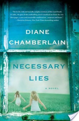 Necessary Lies review and author Skype with Diane Chamberlain