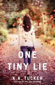 Book Review – One Tiny Lie