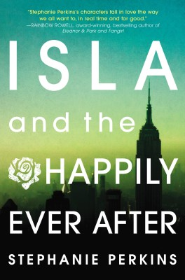 Book Review – Isla and the Happily Ever After