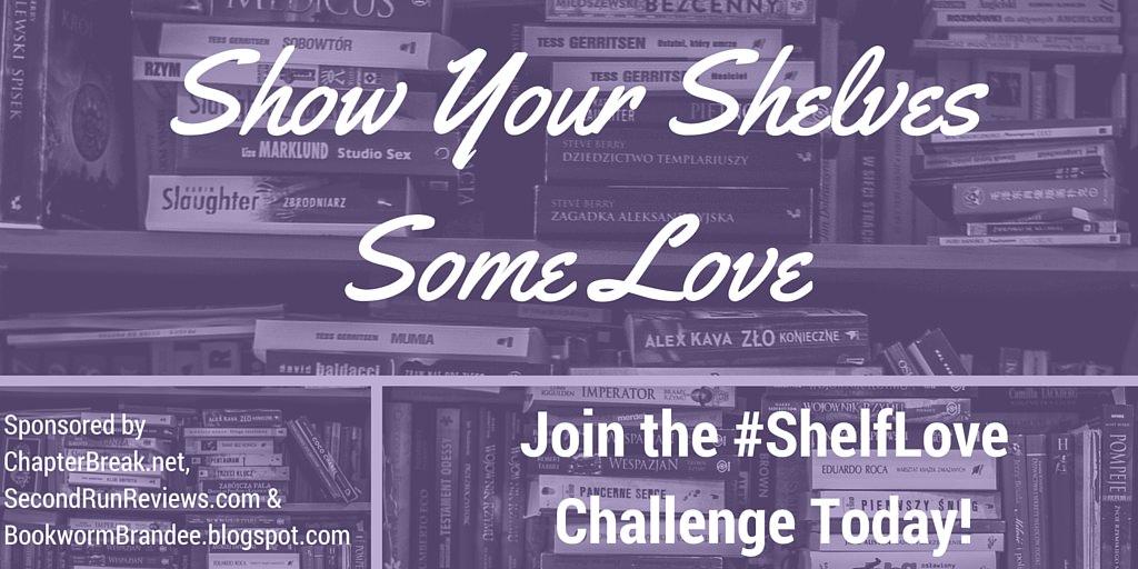#ShelfLove Challenge Twitter Recruitment Post Image