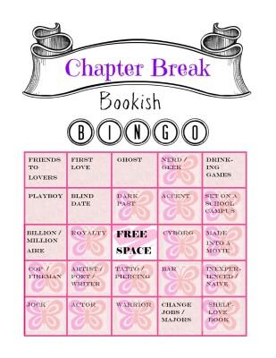 Completed Feb Bingo