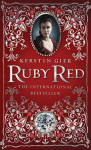Book Review – Ruby Red (Ruby Red Trilogy #1)