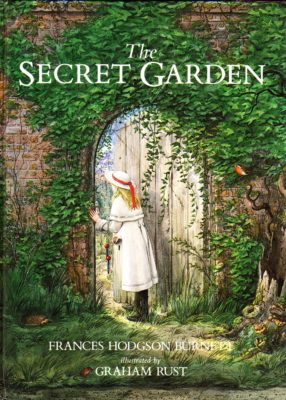 Book Review – Secret Garden