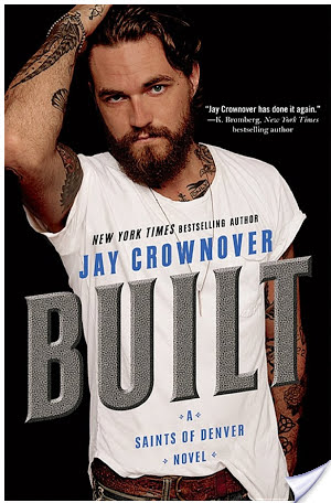 Book Review – Built (Saints of Denver #1)