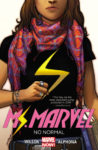Bookish Chat – Ms. Marvel, Vol 1: No Normal