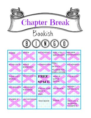 Bingo August Complete