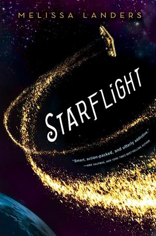 Book Review – Starflight (Starflight #1)