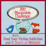 2017 Book Blog Discussion Challenge #LetsDiscuss2017