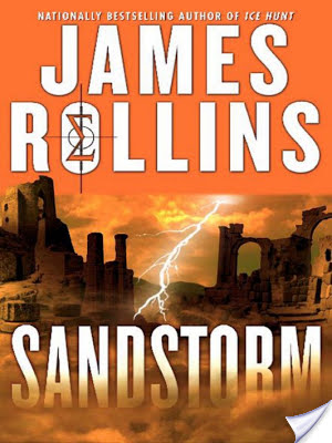 Book Review – Sandstorm (Sigma Force #1)