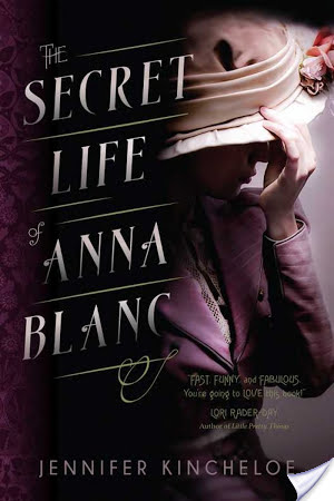 The Secret Life of Anna Blanc Audiobook Tour Review, Spotlight, Dream Cast, and Narrator Interview