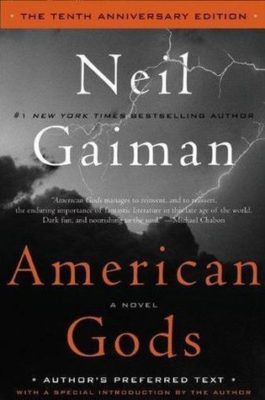 Book Review – American Gods