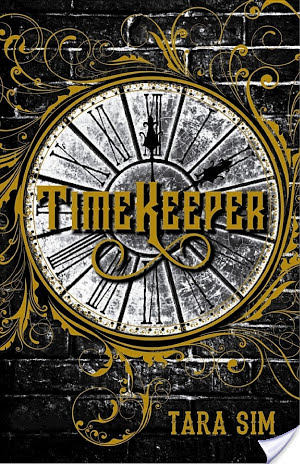 Timekeeper: Review, Spotlight, Audio Excerpt, Interview & Giveaway