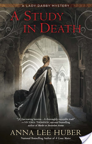 Book Review – A Study in Death (Lady Darby Mystery #4)