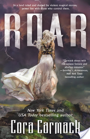 Roar: Book Blog Tour, Excerpt, Review, and Giveaway