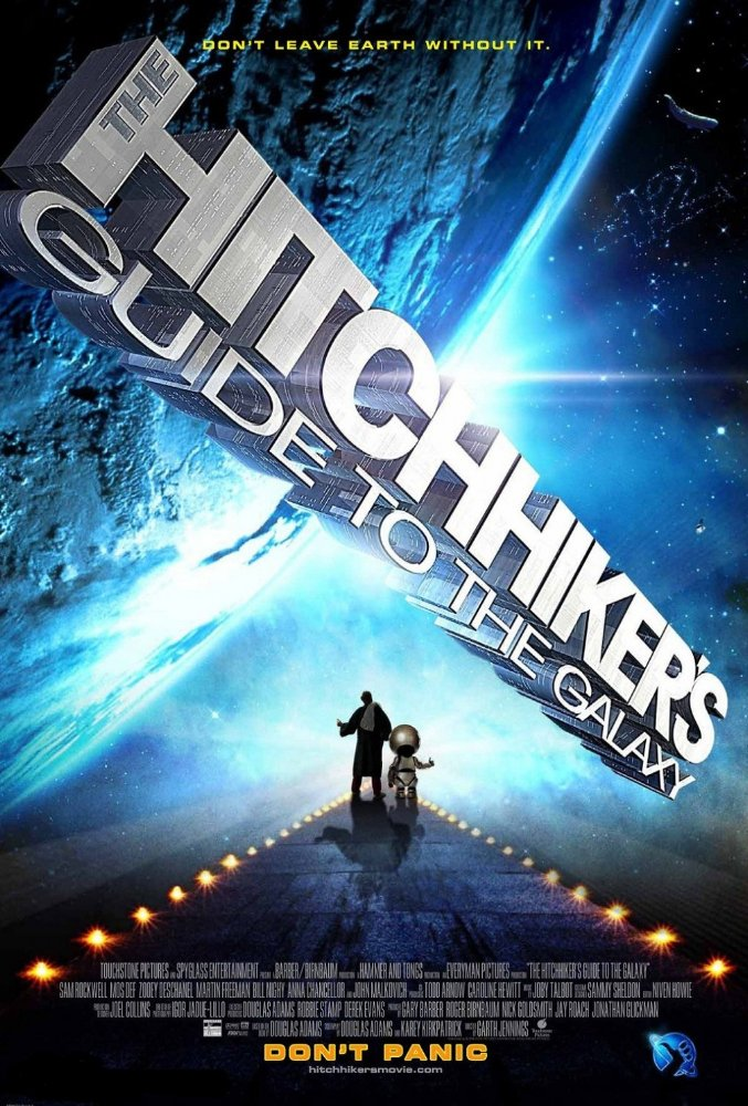 Hitchhiker's Guide to the Galaxy – Book vs Movie Review