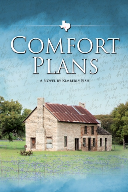 Comfort Plans Book Blog Tour, Review, and Giveaway #LoneStarLit