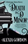 Death in D Minor Book Blog Tour, Review, and Giveaway #LoneStarLit