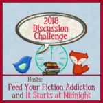 2018 Book Blog Discussion Challenge #LetsDiscuss2018