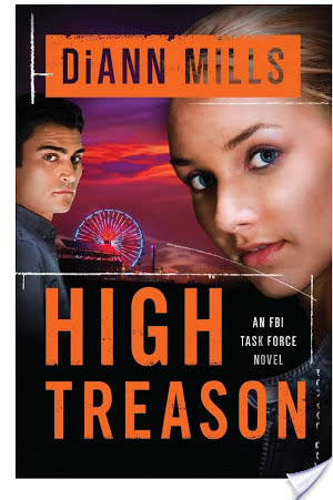 High Treason Book Blog Tour, Review, and #Giveaway #LoneStarLit