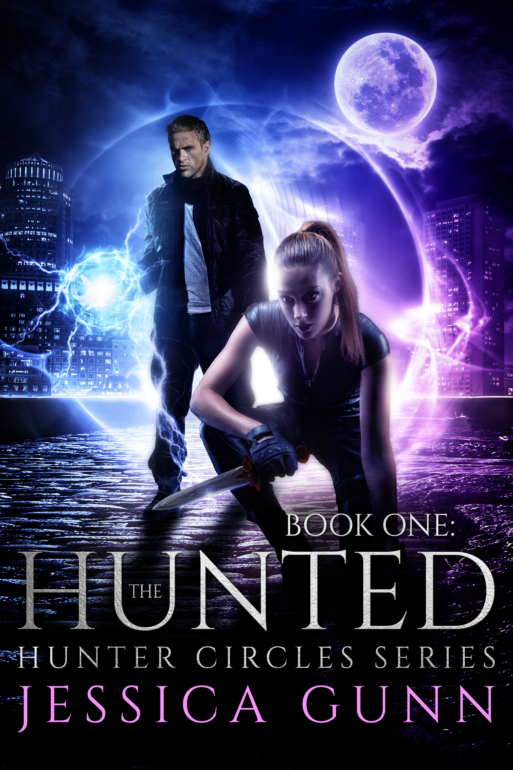 The Hunted Audiobook Tour