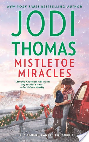 Book Review – Mistletoe Miracles (Ransom Canyon #7) #LoneStarLit