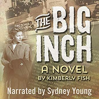 The Big Inch Book Blog Tour, Audio Review, and #Giveaway #LoneStarLit